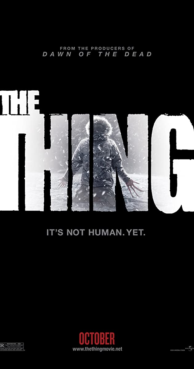 The Thing 2011 BRRip