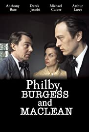 Philby, Burgess and Maclean Poster