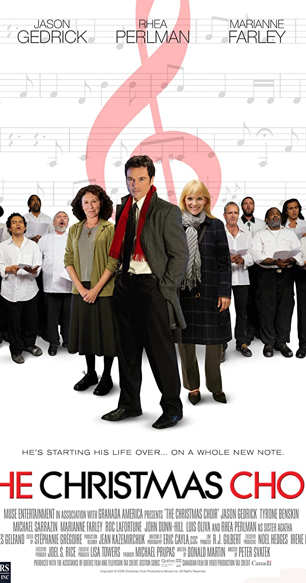 The Christmas Choir TV Movie 2008  IMDb