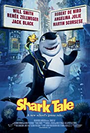 Shark Tale: Gettin' Fishy with It Poster