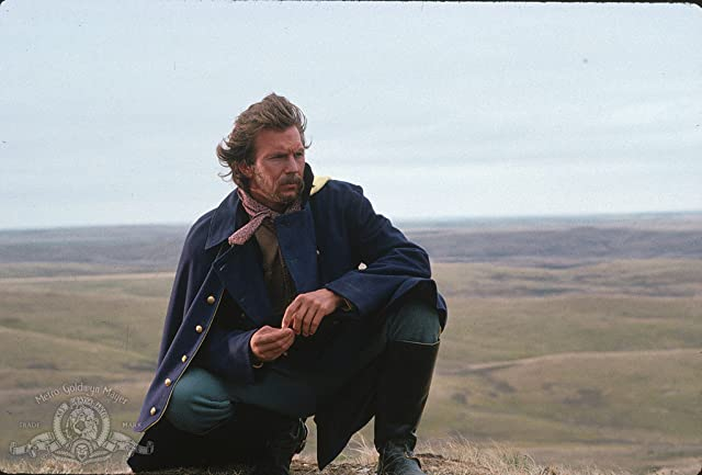 Kevin Costner in Dances with Wolves (1990)