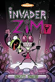 Invader ZIM Poster - TV Show Forum, Cast, Reviews