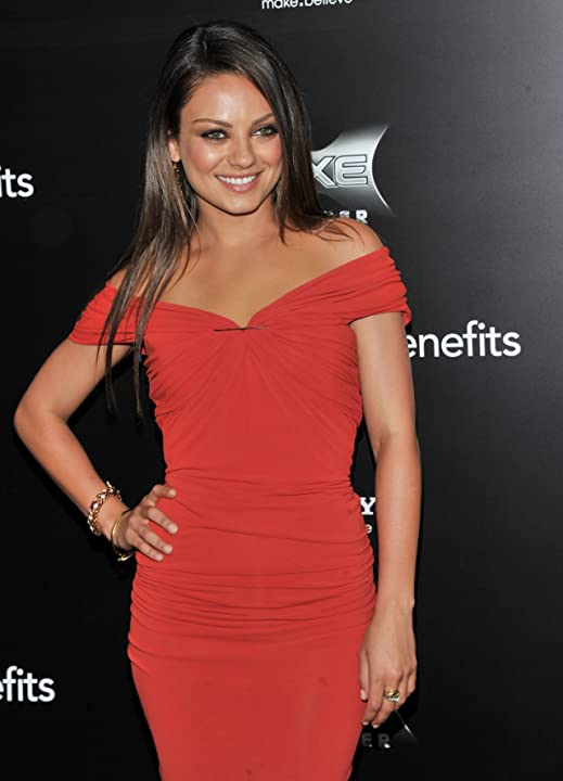 Mila Kunis at Friends with Benefits (2011)