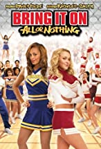 Primary image for Bring It On: All or Nothing