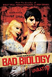 Bad Biology (2008) Poster - Movie Forum, Cast, Reviews