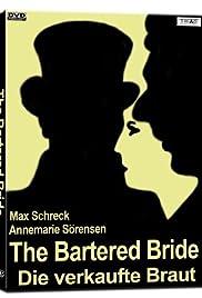 Die verkaufte Braut Poster