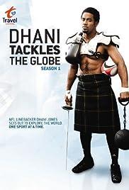 Dhani Tackles the Globe Poster