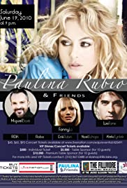 Paulina and Friends Poster