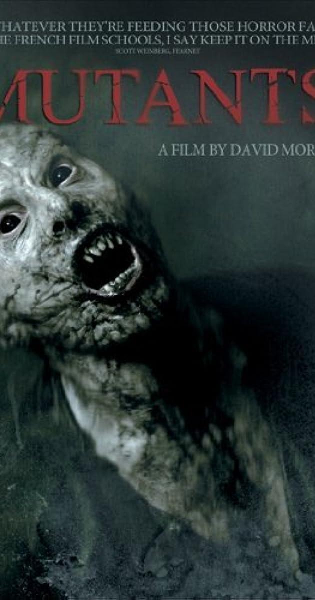 Zombie Hall.: Mutants.
