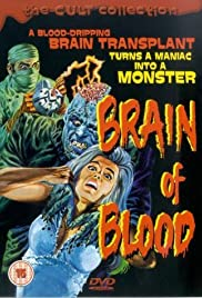Brain of Blood (1971) Poster - Movie Forum, Cast, Reviews