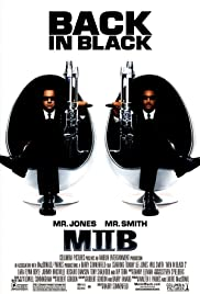 Men in Black II: Hombres de negro II Poster