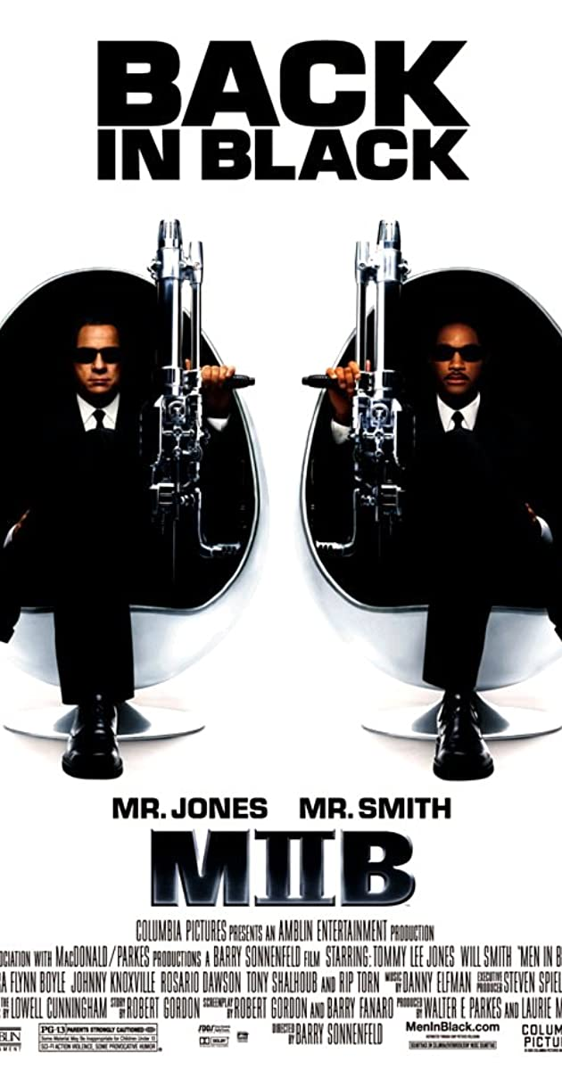 Men in Black II (2002) - MovieMeter.nl
