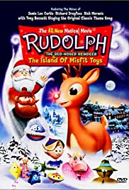 Rudolph the Red-Nosed Reindeer & the Island of Misfit Toys (2001) Poster - Movie Forum, Cast, Reviews