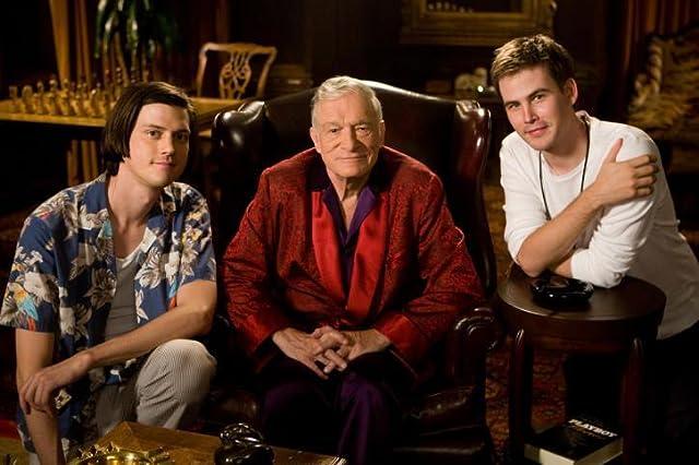 Hugh M. Hefner, Zach Cregger, and Trevor Moore in Miss March (2009)