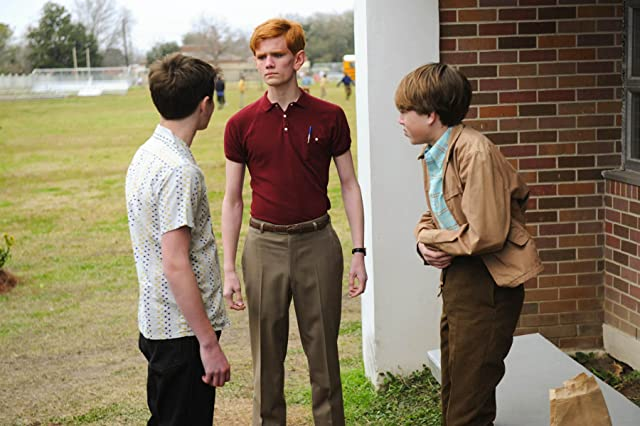 Chase Ellison and Alexander Walters in That's What I Am (2011)