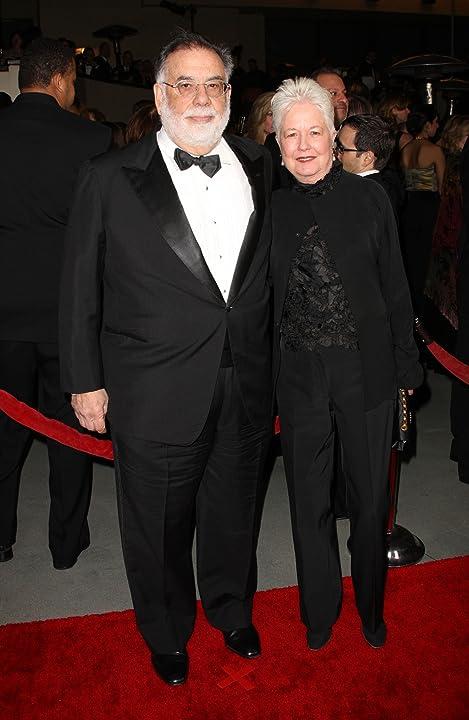 Francis Ford Coppola and Eleanor Coppola