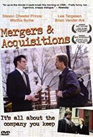 Mergers & Acquisitions Poster