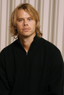 Eric Christian Olsen at an event for The Last Kiss (2006)