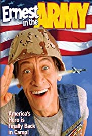Ernest in the Army (1998) Poster - Movie Forum, Cast, Reviews