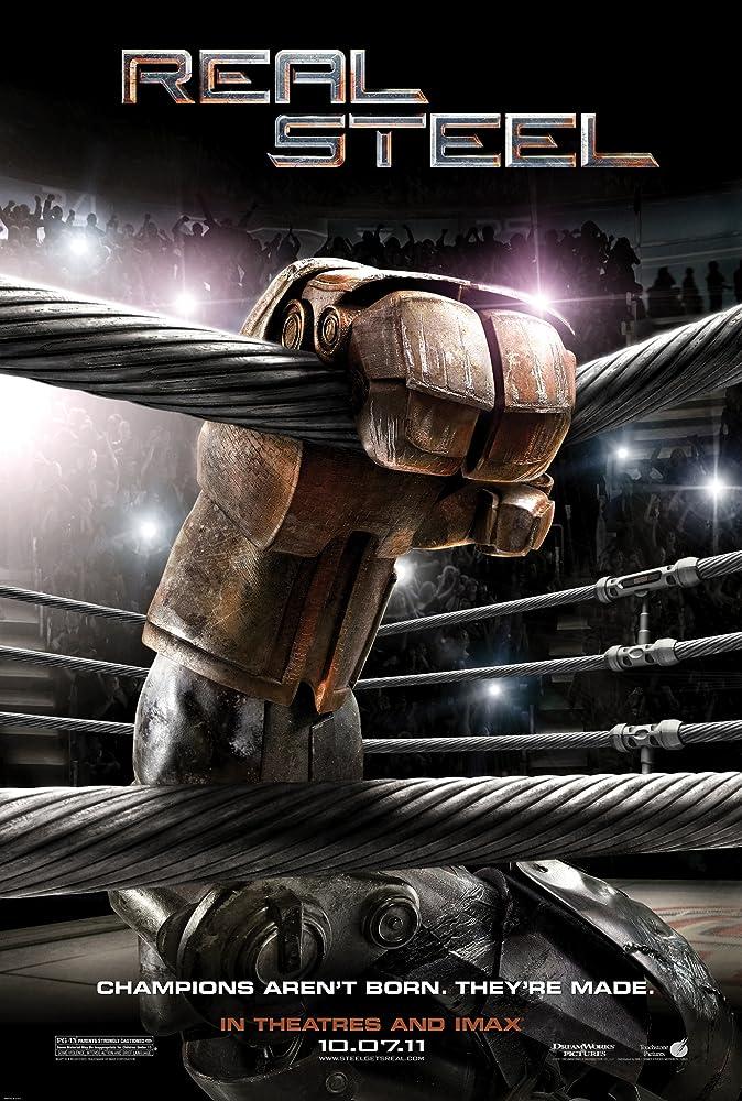 Real Steel 2011 скачать торрент - фото 9