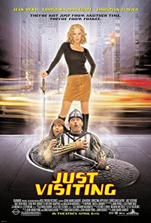 Just Visiting (2001) Download on Vidmate