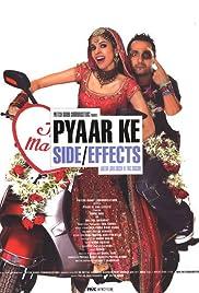 Pyaar Ke Side Effects(2006) Poster - Movie Forum, Cast, Reviews