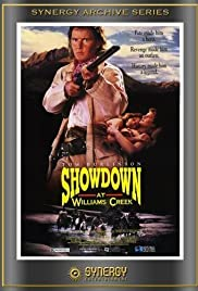 Showdown at Williams Creek Poster