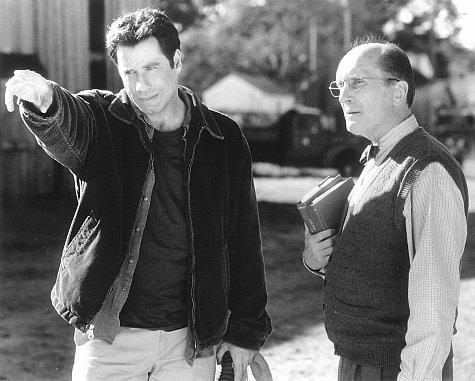 John Travolta and Robert Duvall in Phenomenon (1996)