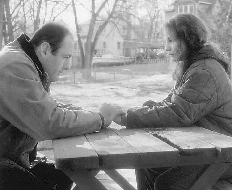 Kathleen Quinlan and James Gandolfini in A Civil Action (1998)