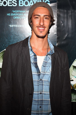 Eric Balfour at an event for Jack Goes Boating (2010)