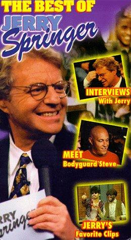Poster The Jerry Springer Show