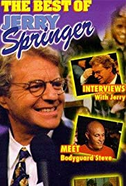 Jerry Springer in San Francisco Poster