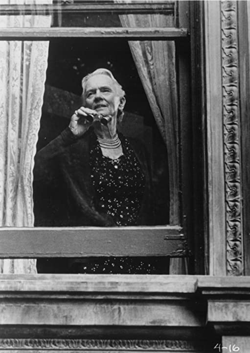 Jessica Tandy in The House on Carroll Street (1988)