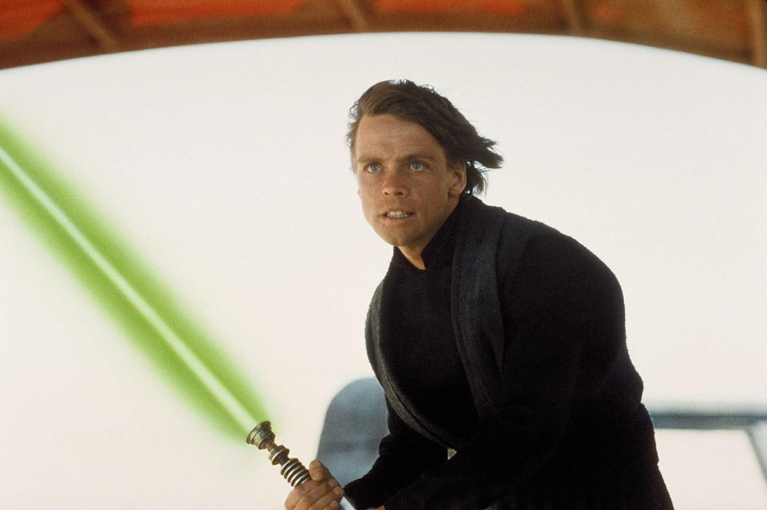 Mark Hamill in Star Wars: Episode VI - Return of the Jedi (1983)