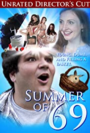 The Summer of 69 Poster