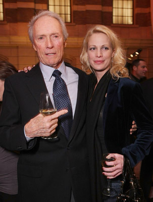 Clint Eastwood and Alison Eastwood at Gran Torino (2008)