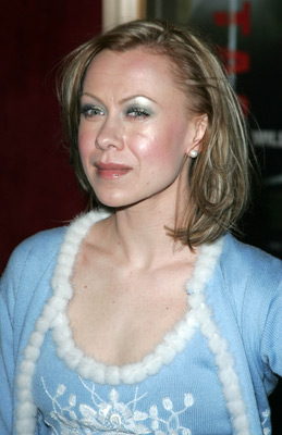 Oksana Baiul at an event for Hostage (2005)