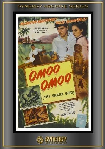 Devera Burton and Ron Randell in Omoo-Omoo the Shark God (1949)