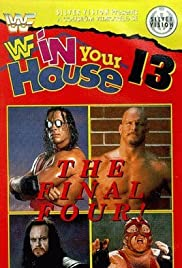 WWF in Your House: Final Four Poster