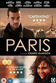Paris (2008) Poster - Movie Forum, Cast, Reviews