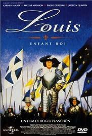 Louis, enfant roi Poster
