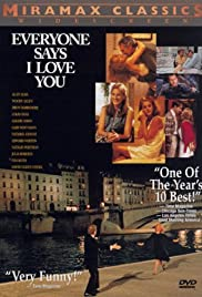 Everyone Says I Love You Poster