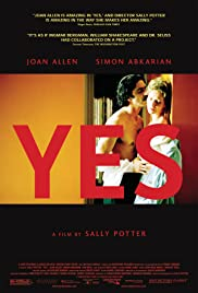Yes (2004) Poster - Movie Forum, Cast, Reviews