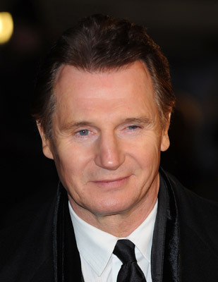 Liam Neeson at an event for The Chronicles of Narnia: The Voyage of the Dawn Treader (2010)