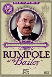 Rumpole and the Blind Tasting Poster