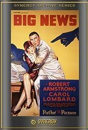 Big News Poster