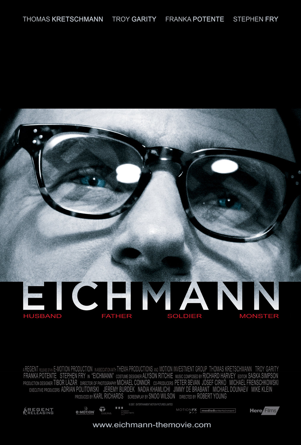 image Eichmann Watch Full Movie Free Online