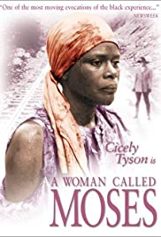 A Woman Called Moses Poster