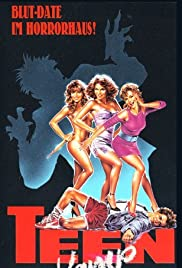 Teen Vamp (1988) Poster - Movie Forum, Cast, Reviews
