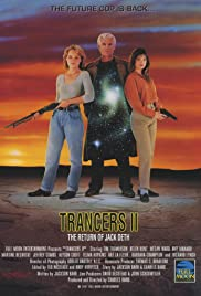 Trancers II (1991) Poster - Movie Forum, Cast, Reviews